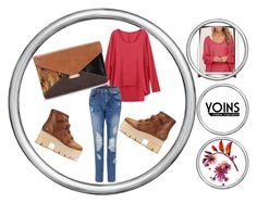 """YOINS 5"" by april-lover ❤ liked on Polyvore featuring yoins"