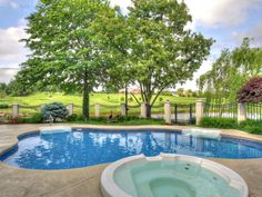Inviting pool and hot tub  1809 Arnold Palmer Blvd., Louisville, Kentucky, 40245