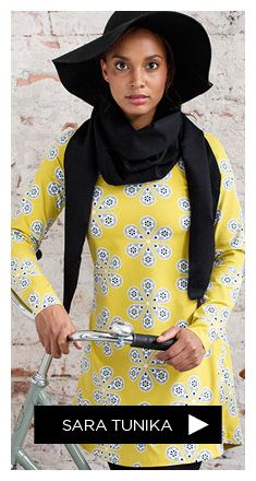 Sizes: XS – XL Difficulty level: Simple Material recommendation: NOSH Cotton Jersey Get the free pattern here Sewing To Sell, Free Sewing, Sewing Clothes Women, Diy Clothes, Diy Sewing Projects, Sewing Tutorials, Tunic Sewing Patterns, Couture Sewing, Clothing Hacks