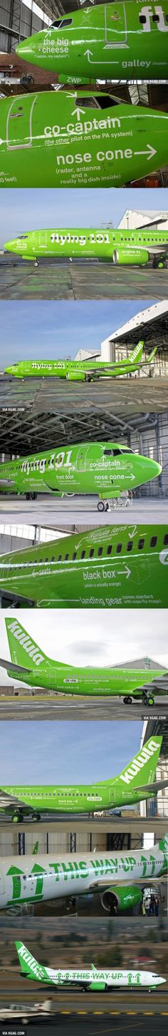 Kulula Airlines Doesn't Take Themselves Very Seriously....