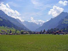 Frutigen, Switzerland.  Visited 1999.