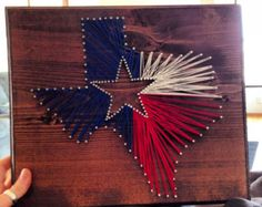 western string art patterns | Texas, star, state, home, Texas pri de, lonestar, string art ...