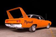 Forster 1970 Plymouth Superbird Rear Three Quarter