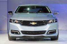 2015 Chevrolet Impala Review  Latest New Car Reviews