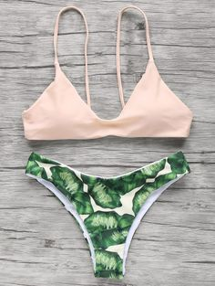 SHARE & Get it FREE | Print Cami Elastic Bikini SetFor Fashion Lovers only:80,000+ Items • New Arrivals Daily Join Zaful: Get YOUR $50 NOW!