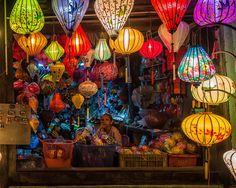 Lantern Shop Hoi An by Maren 86