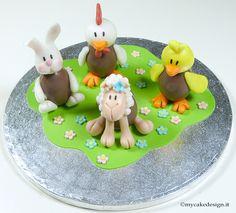 Segnaposto golosi di Pasqua (ovetti decorati) | My Cake Design