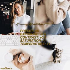 """Pinterest: @startariotinme 339 Likes, 2 Comments - vsco filters (@vscotheme.s) on Instagram: """"  free filter❕  rusty brown filter ; works well with all pics just adjust the temp on some …"""""""