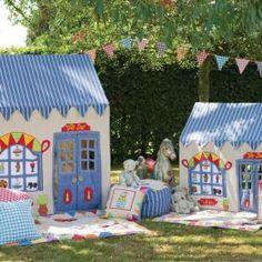 Toy Shop Playhouse #wingreen #playhhouse #playtent #kidsplay #kidsplaytent #toyshop