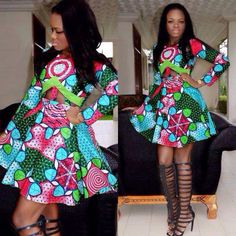 fashion styles, African clothing, Nigerian style, Ghanaian fashion ...