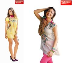 Seasonal Stitches: summer fashion trends 2013 from 109°F  #funkyfashion #summerfashion #fashionnews