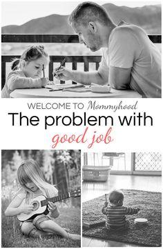Why we don't say good job in a Montessori setting #montessori #montessorihome