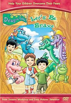 DRAGON TALES:LET'S BE BRAVE