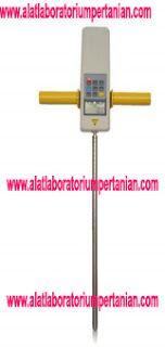 Alat Laboratorium Pertanian | Teknologi Benih dan Biji : Soil Compactness  Meter / Soil Hardness Meter