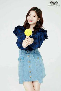 Twice-Dahyun Sudden Attack 💓✨ Kpop Girl Groups, Korean Girl Groups, Kpop Girls, Nayeon, Mbti Type, Red Ridding Hood, Twice Korean, Twice Dahyun, Most Beautiful Faces