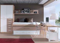 Dormitorio juvenil: DORMITORIO JUVENIL 547-F1362012
