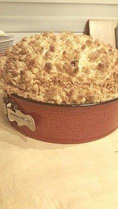 Puszyste ciasto drożdżowe z kruszonką | Moje Wypieki