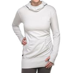 Moosejaw Women's Cowl at the Moon Pullover Hoody