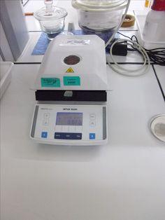 Dessicateur HB43-S Halogen Utilisé pour déterminer la concentration en huile dans les émulsions quarto