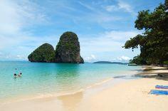 Phra Nang Beach in Thailand