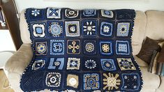 Ravelry: Satumaan's Kalevala CAL Ravelry, Quilts, Blanket, Crochet, Projects, Log Projects, Blue Prints, Quilt Sets, Ganchillo