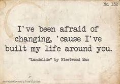 Landslide - Fleetwood Mac. This is my song with my dad, we danced to this at my graduation party