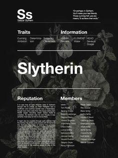 "i-am-aesthetica: ""Hogwarts Houses: Slytherin "" Slytherin Harry Potter, Slytherin House, Harry Potter Spells, Theme Harry Potter, Slytherin Pride, Hogwarts Houses, Harry Potter World, Slytherin Traits, Hogwarts House Traits"