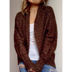 Forever 21 Chunky Knit Cocoon Cardigan This a super warm and cozy Forever 21 cocoon chunky knit cardigan! Great transitional piece for all seasons. Size S. 100% acrylic. Forever 21 Sweaters Cardigans