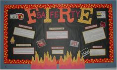 ra bulletin boards march - Google Search Resident Assistant Boards, Spotlight Bulletin Board, Ra Themes, College Bulletin Boards, Fire Safety Week, Ra Bulletins, Ra Boards, Bullentin Boards, Fun Summer Activities