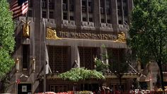 The Waldorf=Astoria® Hotel,NY - Front Entrance