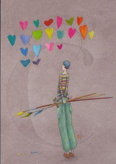 Francia bájoló: Gaëlle Boissonnard grafikusművész varázslatos világa | Életszépítők