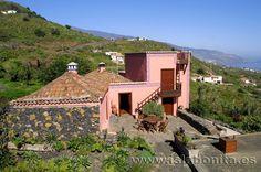 Casa Rural Celeste (Villa de Mazo - La Palma)