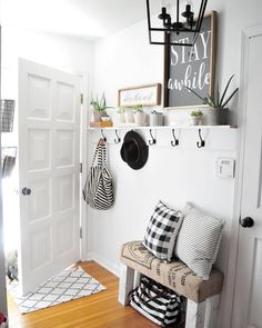 Looking for small entryway decor? Take a look at these stunning entryway decor ideas that will upgrade your space. Looking for small entryway decor? Take a look at these stunning entryway decor ideas that will upgrade your space. Entryway Shelf, Entryway Wall Decor, Entryway Ideas, Apartment Entryway, Room Decor, Modern Entryway, Small Entryway Organization, Small Entryway Bench, Entry Wall