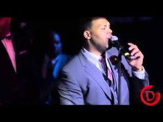 """Eric Roberson """"Change For Me"""" with a House Reprise"""