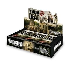 The Walking Dead Season 2 Trading Cards