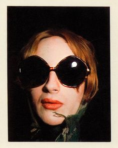 Candy Darling by Brigid Berlin Candy Darling, Adore Delano, Berlin, Andy Warhol, Androgynous, Pop Culture, Round Sunglasses, Personal Style, Beautiful
