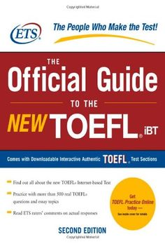 Top Toefl Exam preparation books
