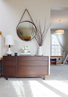 Mid Century Modern Dresser MCM Go read this blog! She's hilarious! I can so relate to this story....and I'd kill for that piece!