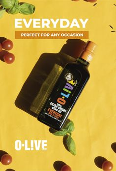 Give an O-Live touch to your preparations! 👏🌿❤️ As a reference, our Gold Medal variety, which goes well with everything! #olive #oliveoil #extravirgin #extravirnoliveoil #everydayoil #o-live #olive #recipe #recipeoliveoil Olive Oil, Touch, Cooking, Healthy, Gold, Recipes, Kitchen, Recipies, Ripped Recipes