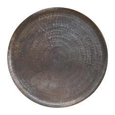 Add rustic charm to any setting with this Terrain tray from Bloomingville. Made from aluminium, this tray is topped with a subtle zigzag pattern and a stylish rusted finish. Prefect for parties or for