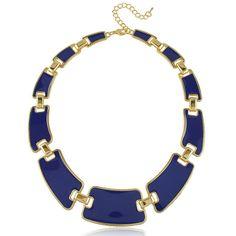 Новые аксессуары эмаль колье ожерелья для женщин