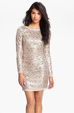 I'm going to be so overdressed for our company holiday party but I don't even care because this dress is FLAWLESS.