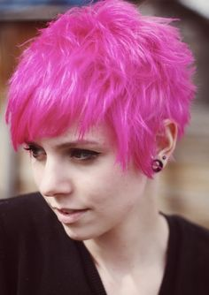 Short Emo Hair Styles - Pixie Haircut