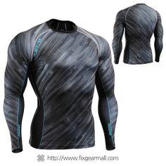 Fixgearmall - #FIXGEAR CFL-67 #Compression Base Layer Shirts, (http://www.fixgearmall.com/fixgear-cfl-67-compression-base-layer-shirts/), #mma #Jujitsu #muaythai #tshirts #gym #training #undershirts #skintights #bicycle #bike #mountain #downhill #sportswear #tracksuit #mensfashion #menswear