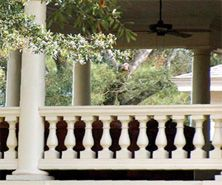 Balustrade, Exterior balustrades   Curb Appeal Products
