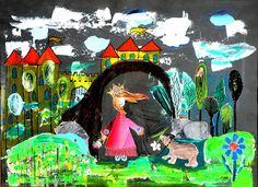 Roma Fable home: Moja pasja - moje prace