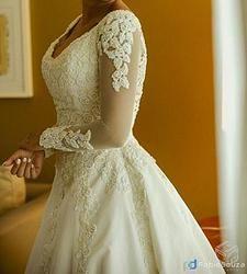 Vestido de Noiva Pronuptias