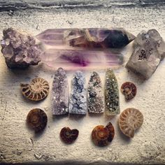 crystal grid / Sacraluna / Sacred Spaces <3