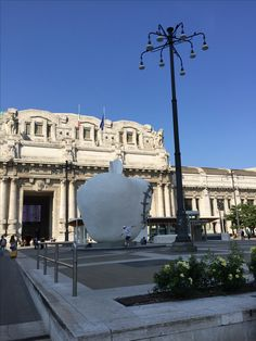 BIg Apple in Milan