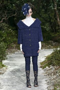 French Fashion House | creation by German designer Karl Lagerfeld for French fashion house ...